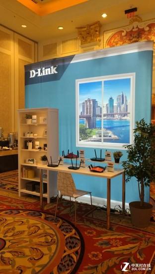 CES2017:D-Link携网络新品闪耀亮相