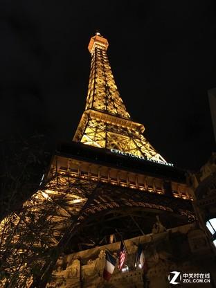 越夜越美丽 记第一次Las Vegas的CES之行