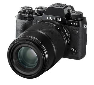 富士正式发布XF 80mm f/2.8微距镜头