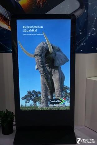 CESA2016:逛康得新展台 体验未来生活