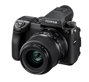 富士紧凑轻量化镜头GF45mmF2.8 R WR发布