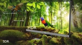 HDR来了,Pro HDR真爽屏看见真实