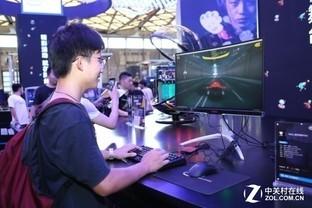 CJ2017落幕 AGON爱攻2K显示器成电竞新趋势
