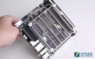 静音无风扇:8000元打造全铝性能小钢炮主机