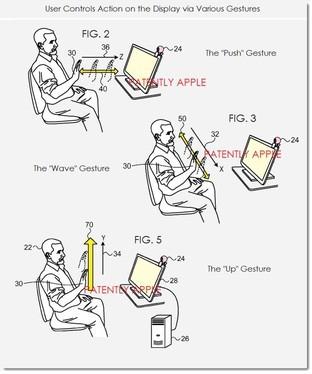 苹果新专利曝光:Mac 或将支持手势操作