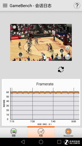 荣耀8大型游戏体验:NBA 2K16玩的这么溜