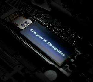 """会""""说话""""的主板!华硕X299主板曝光"""