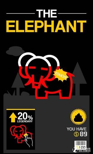 保护大象破坏方块 《CCTAN》试玩介绍