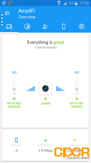 Mesh网络大潮来袭 AMPLIFI HD初体验