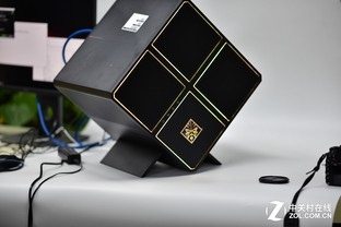 双GTX1080奢华魔方PC 惠普OMEN X评测