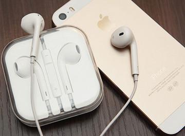 苹果iphone/ipad入耳式线控耳机