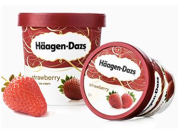 法国进口:哈根达斯冰淇淋