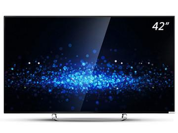 创维酷开led42英寸智能双系统四核网络电视