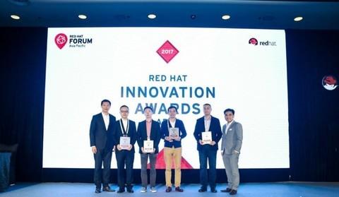 2017红帽论坛的生态力量:开源因你大不同