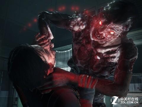 恐怖求生之旅 《恶灵附身2》AN显卡横评
