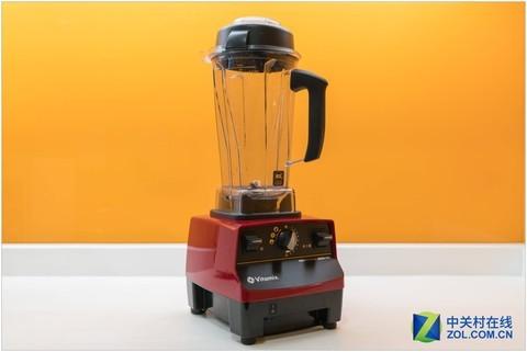 """""""冷热兼施"""":Vitamix Pro 500 料理机体验评测"""