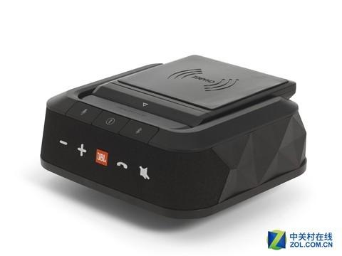 支持无线充电 JBL SMARTBASE车载蓝牙音箱试用