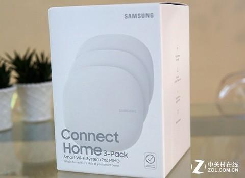 三星Connect Home网状网路由器怎么样?