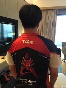 HKA战队脸书发文:教练Tabe将会留任