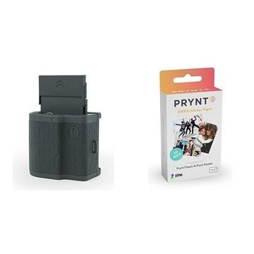 不是手机壳 苹果手机打印机Prynt Pocket