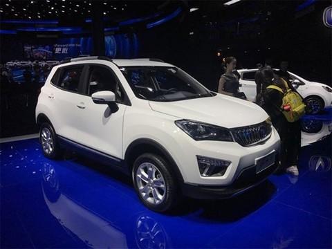 都是带电的 2017广州车展新能源车前瞻