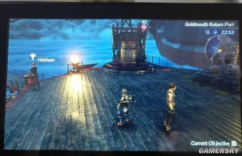 《异度之刃2》掌机模式偷跑画面曝光