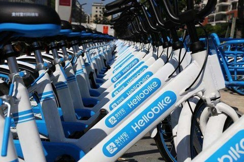 哈罗单车融资 阿里D轮领投3.5亿美元 共享单车现劲敌