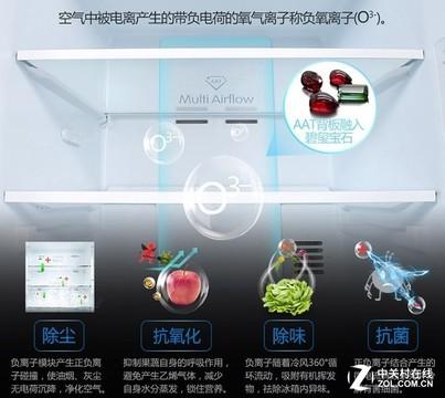 AAT负离子养鲜 TCL冰箱京东满减促销进行时