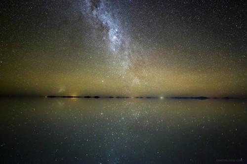 繁星天空夜晚素材