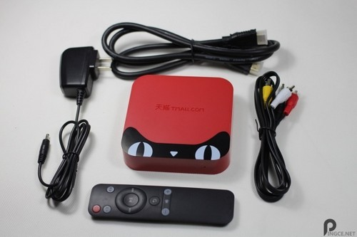 配件:天猫魔盒x1 , 电源适配器x1