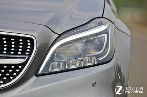 奔驰智能车灯系统