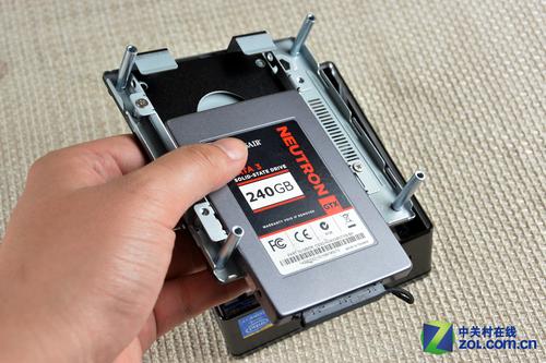 机械硬盘供电线接法图解