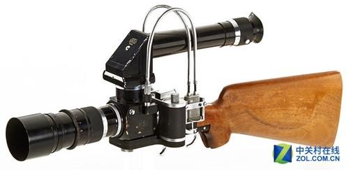 相机取景器部分