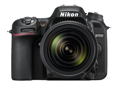 相机到货 尼康D7500+18-200西安促销
