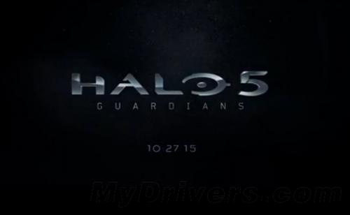 《光环5》真人预告片发布 发售日期确认
