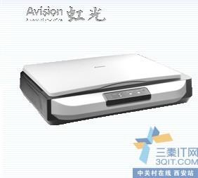 深圳IT�W�蟮�:彩色A3尺寸平板文�n�呙�x虹光AT262+促
