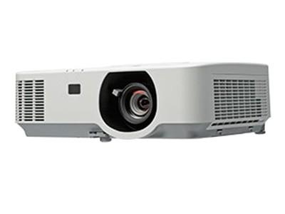 深圳IT网报道:高品质工程投影机 NEC P523X+西安特价