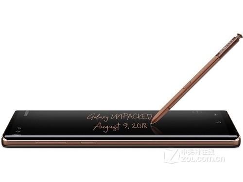 深圳IT网报道:全视曲面屏 三星Note 9智能手机6500元