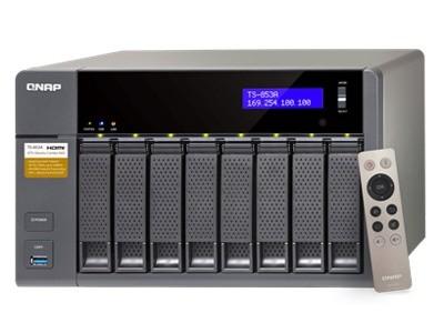 深圳IT网报道:网络存储特价促销QNAP TS-853A-8G低价中
