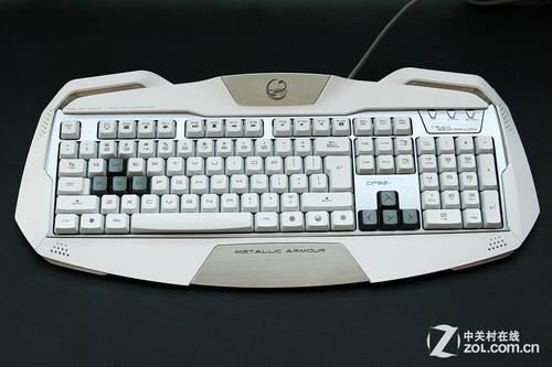 奇怪的手绘键盘