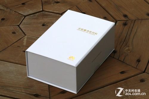 华为am180主动降噪耳机包装盒简约设计(非销售版本包装盒,仅供参考)