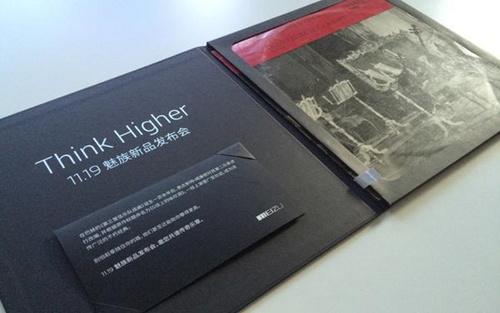 热点资讯 正文  北京时间11月4日消息,魅族mx4 pro发布会邀请函已正式图片