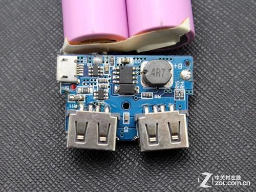焊接的也比较牢固;山寨产品电路板的焊点处理非常粗糙,做工比较差.