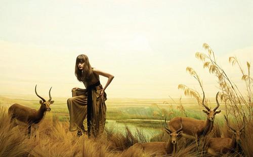 独特创意视角 国外时尚摄影大片欣赏 原创