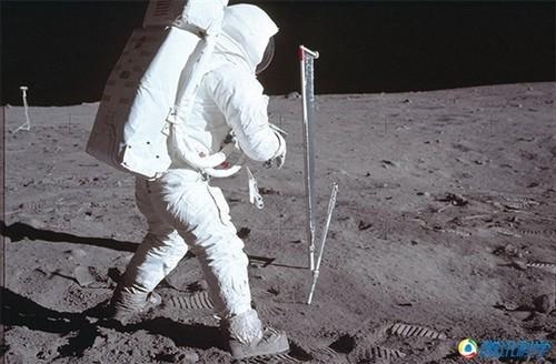 又一批阿波罗登月照曝光:大部分没见过