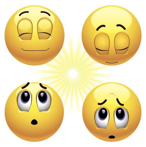 你见过只有表情符号的社交应用吗? 原创图片
