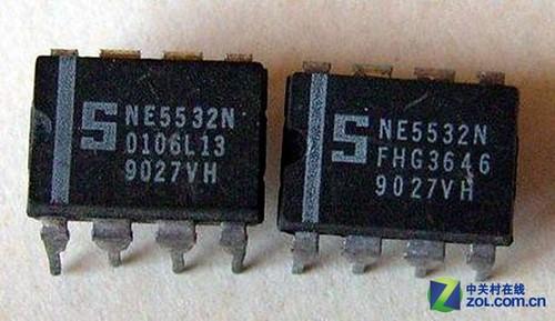 ne5532运放芯片