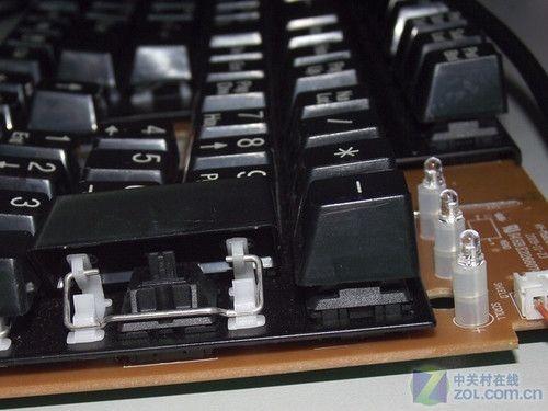 机械键盘内部构造