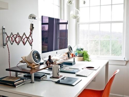 设计自己的办公桌