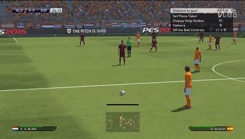 实况足球4_ps4版《实况足球》实机演示:进步明显?